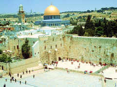 Al-Masjid Al-Aqsa - Western Wall and Omar's Mosque, Jerusalem
